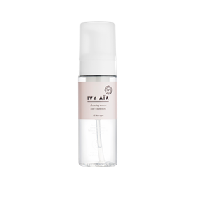 IVY AÏA Cleansing mousse with Vitamin B3
