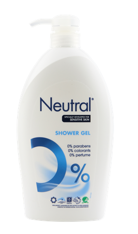 Neutral Shower Gel 1000ml